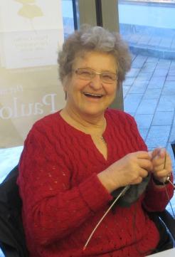 Hilda Grünwald, Untertauern