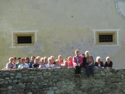 Ausflug auf Schloss Höch
