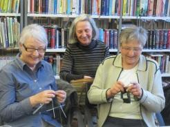 Renate, Anna und Hilde