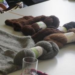 Wunderbare, feine, leichte Wolle