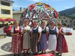 Anneliese, Linde, Hilda, Margit, Maria, Adelheid