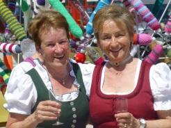 Margit und Anneliese