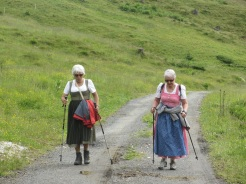 Theresia und Renate