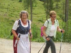 Maria und Margit
