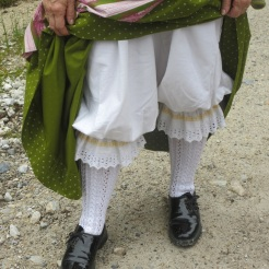 Waltraud in Original-Unterhose