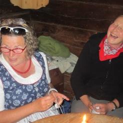 Maria und Anneliese
