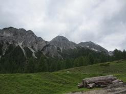 Bärenstaffel und Steinfeldspitz