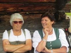 Theresia und Greti