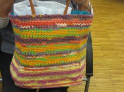 Gretis neue Stricktasche
