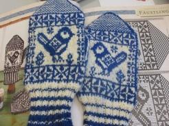 Gretis besonders schöne Meisen Handschuhe