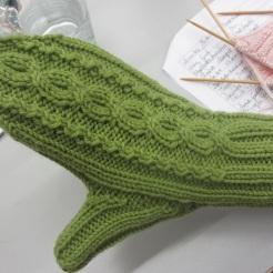 Handschuh mit Spezialdaumen