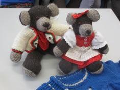 Süßes Bärenpaar von Monika