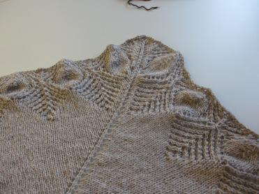 Schultertuch aus Alpaka von Renate
