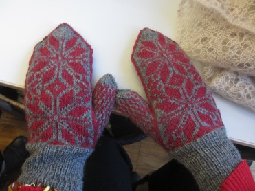 Thersias Norweger Handschuhe