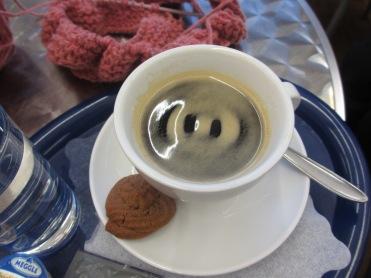 köstlicher Kaffee