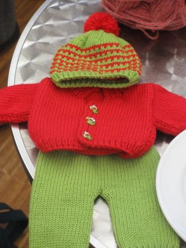 Puppengarnitur von Maria Gotthard