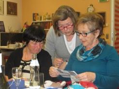 Heidi, Maria und Anneliese