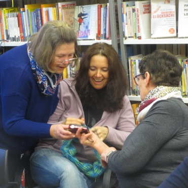 Maria, Angelika und Greti
