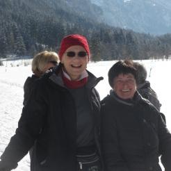 Anneliese und Heidi
