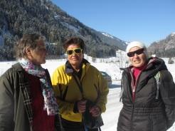 Hilde, Herta und Theresia