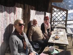 Rosi, Maria und Monika