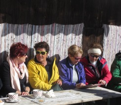 Monika, Herta, Margit, Anneliese