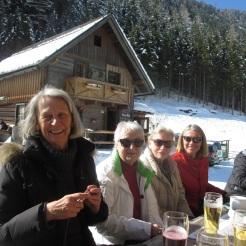 Anna, Renate, Rosi, Elisabeth