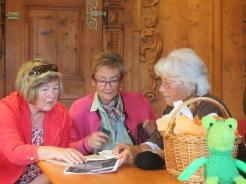 Maria, Anneliese und Renate