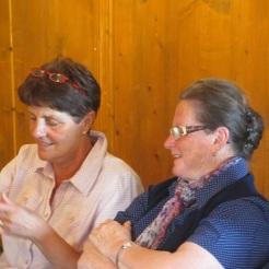 Angela und Hermi