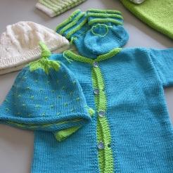 Babygarnitur von Elfi