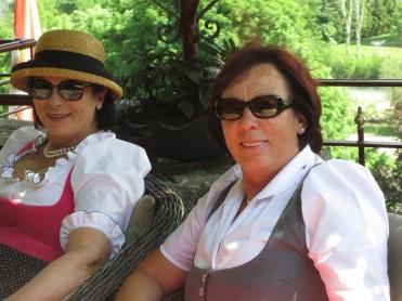 Barbara und Angelika
