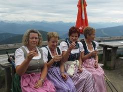 Maria, Margit, Monika, Anneliese