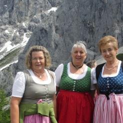 Maria, Anna und Anneliese