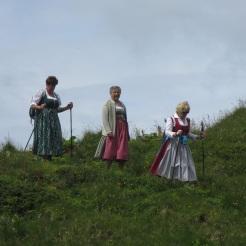Erika, Hilde und Herta