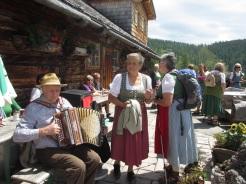 Hiasi, Hilde und Anna
