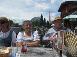 Anna, Hilde und Hiasi