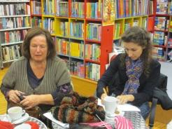 Maria und Hannelore aus Wagrain, heute neu bei uns