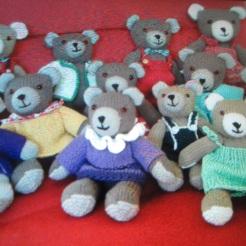 Bärenparade von Renate