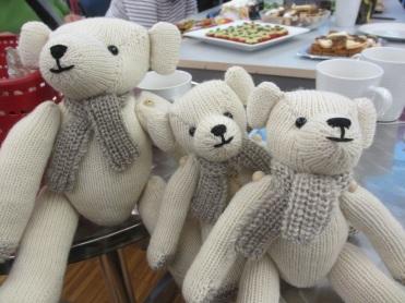 Eisbärenfamilie von Anneliese