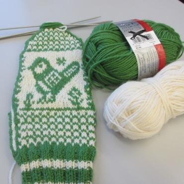 grünes Vogerl von Greti