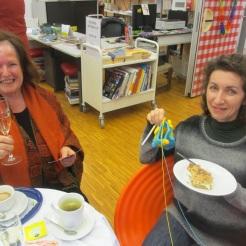 Hannelore und Maria aus Wagrain