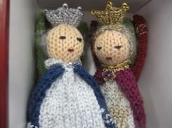 Königin und König von Anneliese