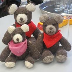 Monkas Bärenkinder