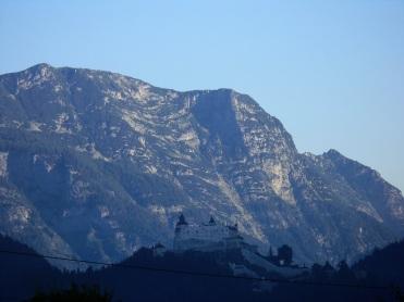 Hagengebirge mit Hohen Werfen