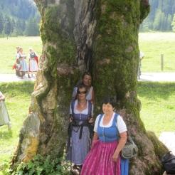 Heidi, Trixi und Elfie