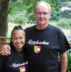Frau und Herr Tielmann