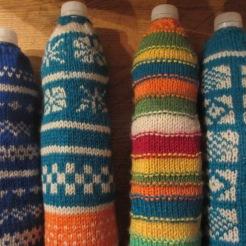 Norweger-Flaschen von Greti