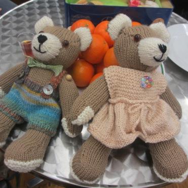 Renates herzige Weihnachtsbären