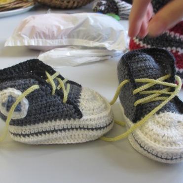 Converse-Babypatscherl von Maria Brown