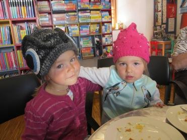 Marlene und Elisa